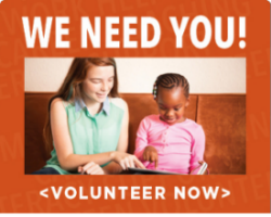 Volunteer at RPL